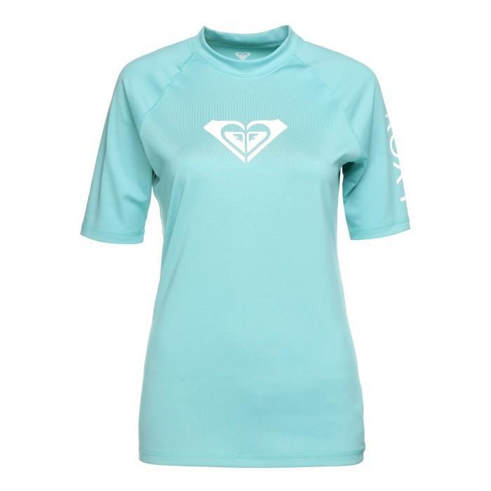 ROXY Lycra Whole Hearted - Femme - Bleu ciel