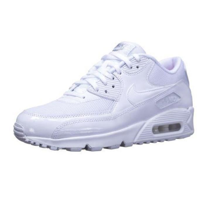 hot sale online 81ada e326b BASKET NIKE Baskets Wmns Air Max 90 Prem Chaussures Femme