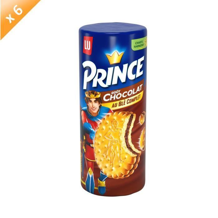 [LOT DE 6] Prince chocolat 300 g Prince