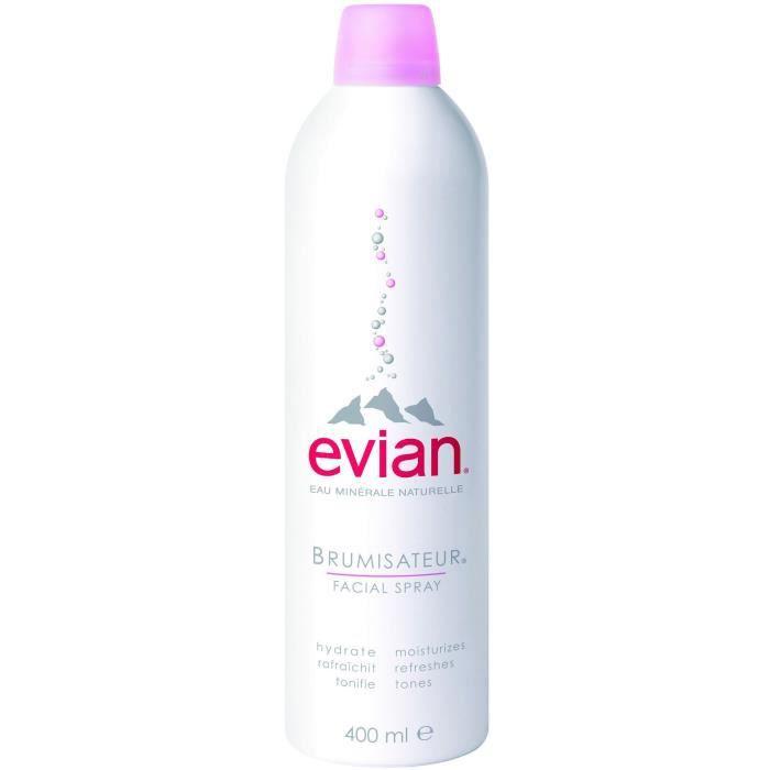 SARBEC (LABORATOIRES) Spray brumisateur Evian - 400 ml