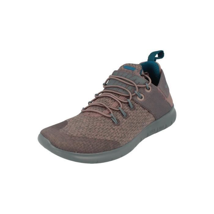 Nike Femme Free RN Cmtr 2017 Prem Running Trainers Aa1622 Sneakers Chaussures 200