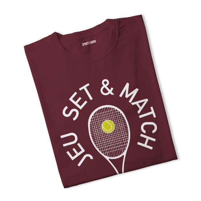 T-shirt femme Jeu Set & Match