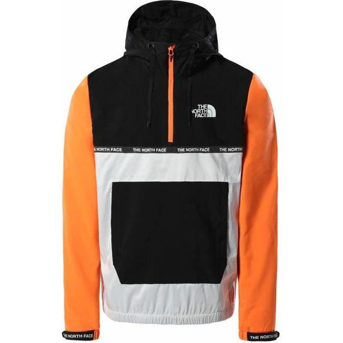 Veste The North Face Wind - noir/blanc/orange - XS