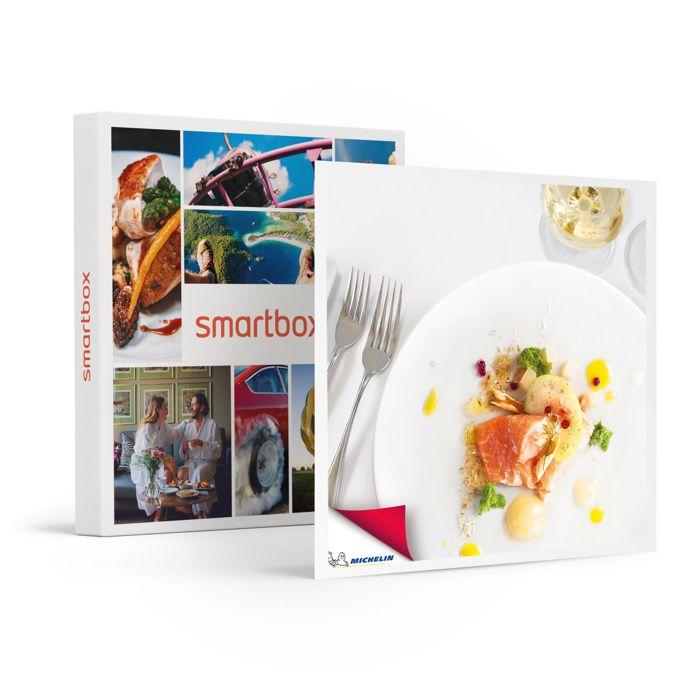 SMARTBOX - Coffret Cadeau - TABLES ÉTOILÉES MICHELIN - 25 tables étoilées au guide MICHELIN France 2019