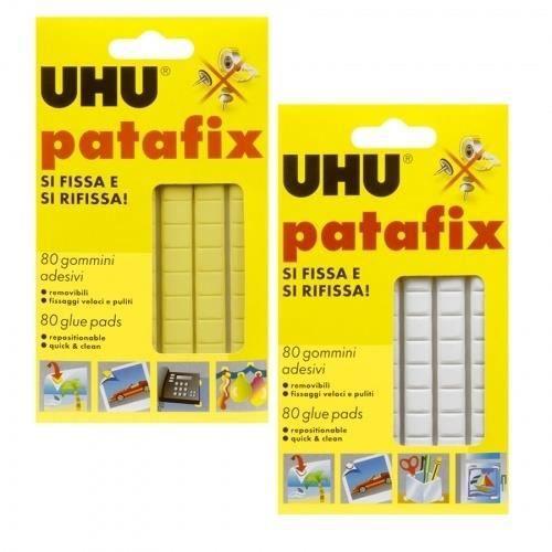 UHU Patafix, Blanc