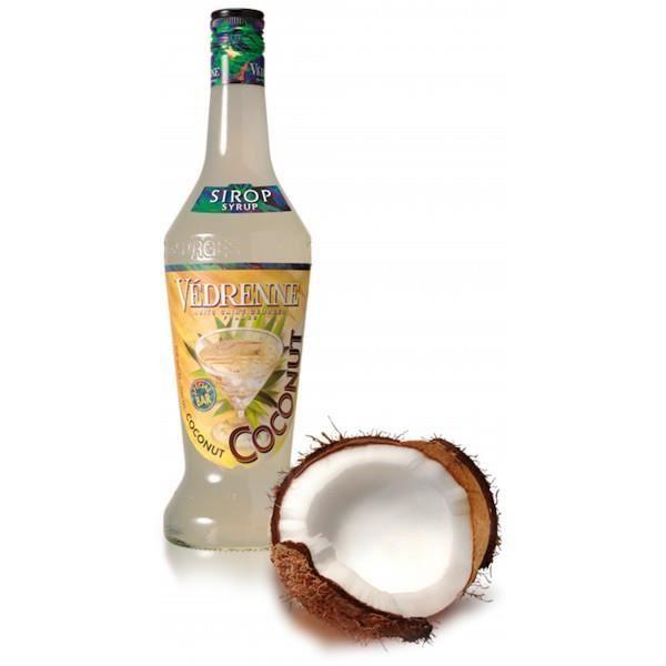 Sirop de Coconut Vedrenne- 70cl