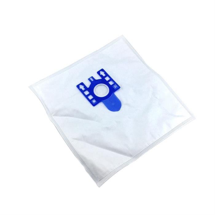 10 sacs pour aspirateur convient pour Miele S 5780