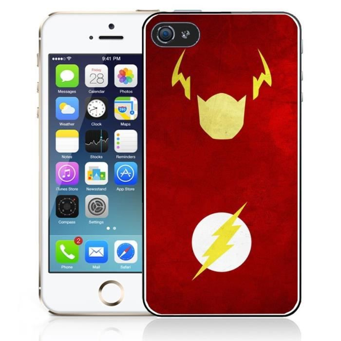 coque iphone 5 the flash
