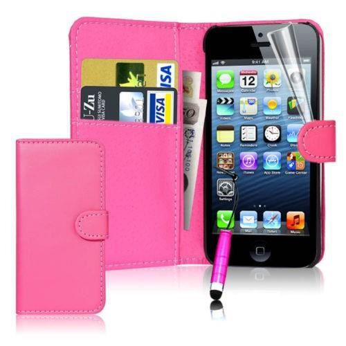 coque portefeuille iphone 4 4s int rieur couleur rose