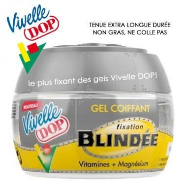 CIRE - GEL COIFFANT VIV.DOP Gel Fix.Blinde 150Ml