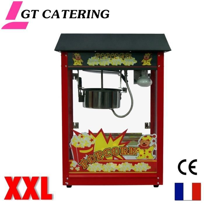 machine pop corn professionnelle xxl 1350 watts achat vente machine pop corn cdiscount. Black Bedroom Furniture Sets. Home Design Ideas