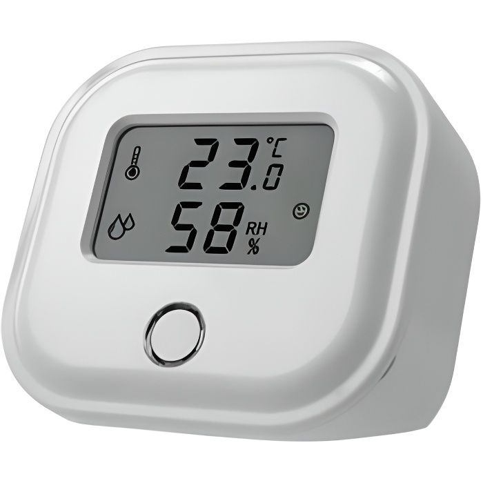 MESURE THERMIQUE Thermomètre hygromètre connecté  lifebox smart