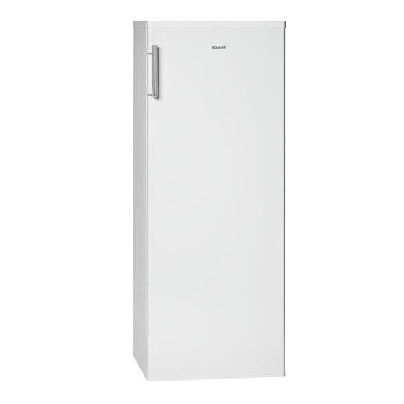 CONGÉLATEUR PORTE Bomann GS 3181, 160 L, 12 kg-24h, N-T, 41 dB, A++,