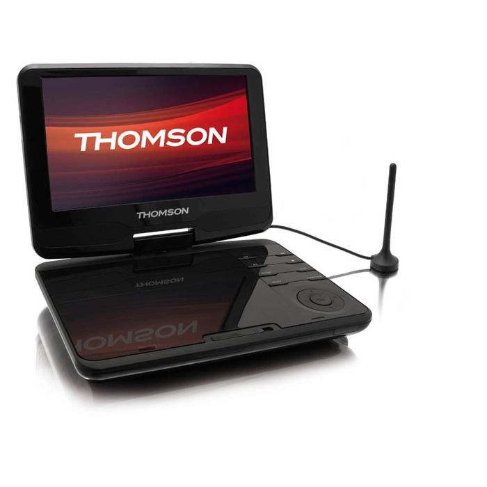 thomson dp9104 tnt hd achat vente lecteur dvd portable thomson dp9104 tnt hd petit prix. Black Bedroom Furniture Sets. Home Design Ideas