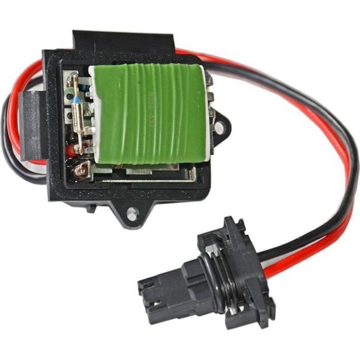 Résistance ventilateur moteur faisceau câblage pour PUNTO FIAT GRANDE Vauxhall G