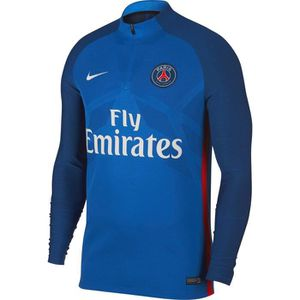 MAILLOT DE FOOTBALL NIKE Maillot de Football PSG Strike Drill 2017/201