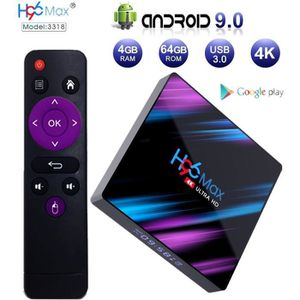 BOX MULTIMEDIA DQiDianZ HK1mini Android 9.0 2GB+16GB WIFI 2.4G Qu