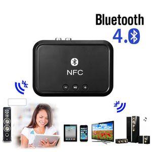Récepteur audio NFC - USB Disk Musique Bluetooth Récepteur sans fi