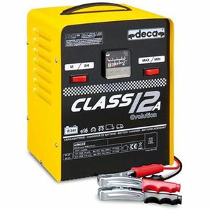 CHARGEUR DE BATTERIE Chargeur de batterie Évolution 12/24 V Class 12 A