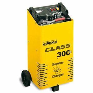 CHARGEUR DE BATTERIE Chargeur de batterie booster 12/24 V Class 300e