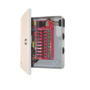 ALIMENTATION Coffret d'alimentation 4 cameras 12V 3 Ampères