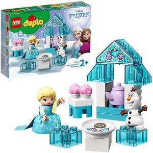 ASSEMBLAGE CONSTRUCTION LEGO® DUPLO® 10920 Le goûter d'Elsa et Olaf