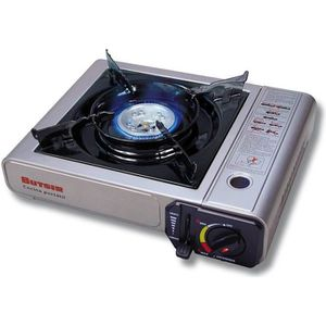 CUISINIÈRE - PIANO Cuisinière à gaz Portable camping Butsir MS-1000 R