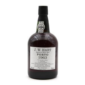 Apéritif à base de vin PORTO J.W. HART 1963 - 75cl