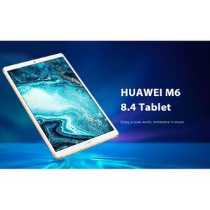 TABLETTE TACTILE HUAWEI M6 4G Phablet-Tablette PC 8.4 pouces/Androi
