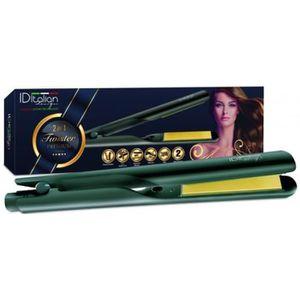 FER A LISSER Lisseur Cheveux Professionnel 2 en 1 Twist Premium