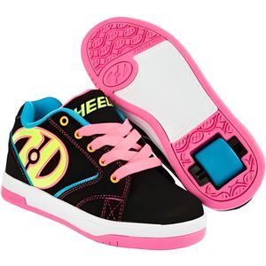 Chaussures à roulette Heelys launch 771027 black hot pink blue-40 1-2 vxs9h7Q6