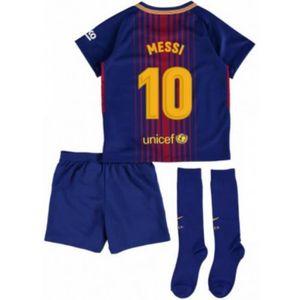 MAILLOT DE FOOTBALL Nouveau Mini-Kit Enfant Nike FC Barcelone Home Flo