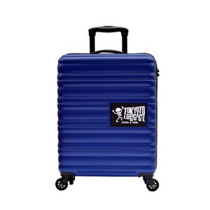 VALISE - BAGAGE Valise Bagage Cabine Trolley 4 Roues Rigide 55x40x