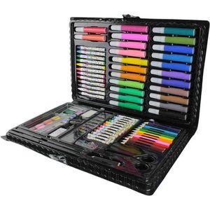 KIT DE DESSIN Malette de Coloriage Dessin Peinture - Mallette de