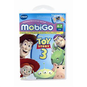 JEU CONSOLE ÉDUCATIVE VTECH Jeu Mobigo Toy Story 3
