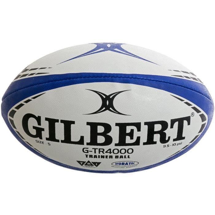 GILBERT Ballon G-TR4000 TRAINER - Taille 5 - Bleu marine