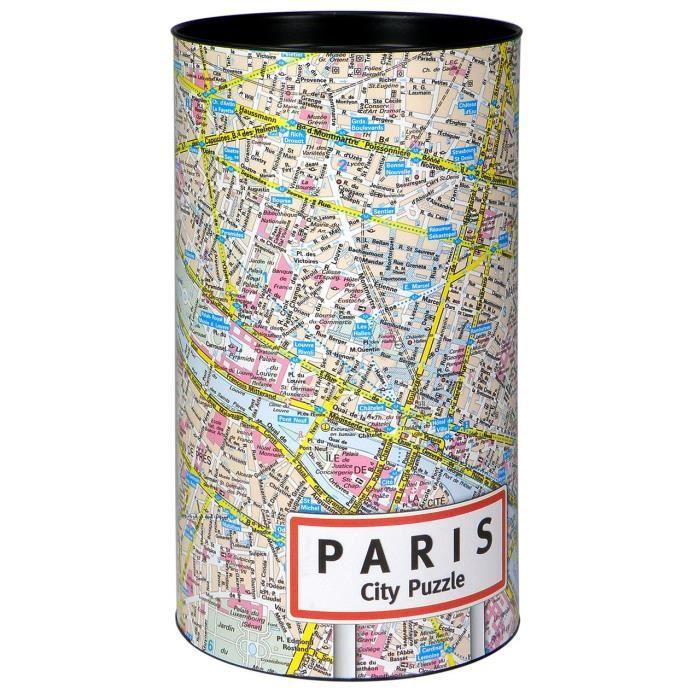 Puzzle Paris Ville