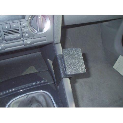 Brodit ProClip Support de fixation pour Audi A3 03-09 Montage incliné Noir