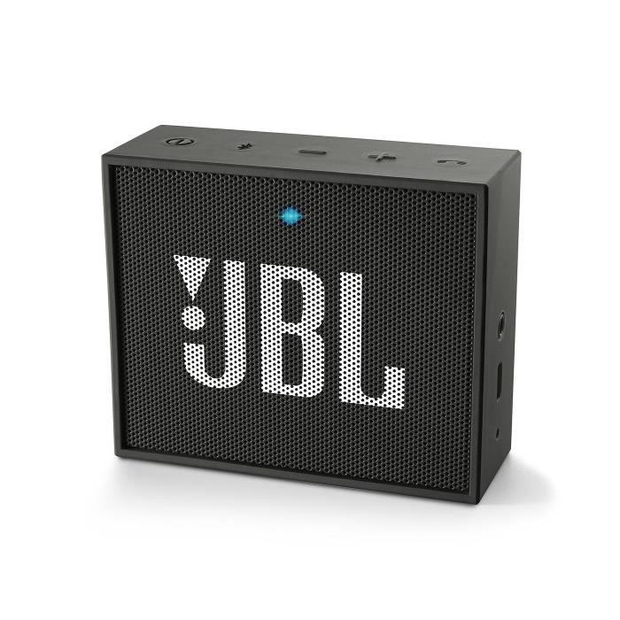 JBL Jblgoblack Enceintes PC / Stations MP3 RMS 3 W