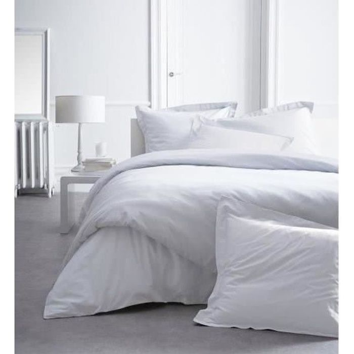 TODAY PREMIUM Drap housse Percale 140 CHANTILLY