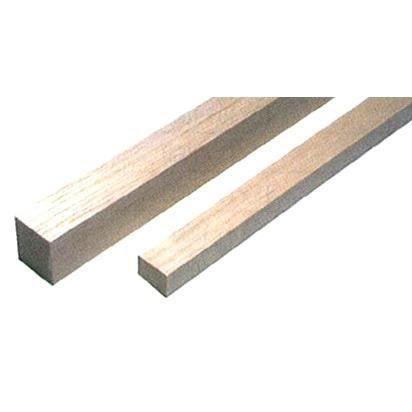 1 bloc de Balsa 1000 x 50 x 50 mm