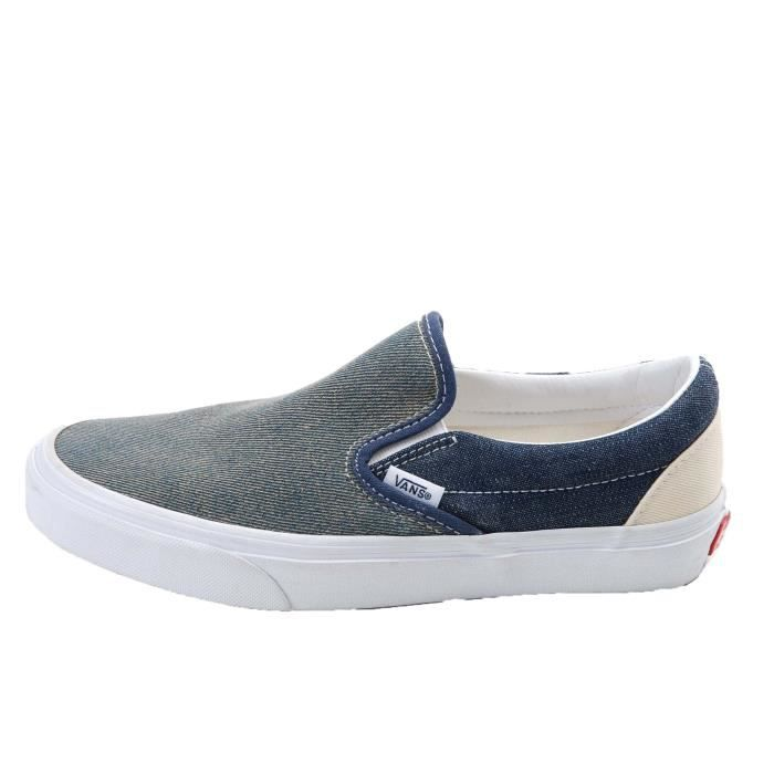 VANS Chaussures Classic Slip-On Denim Mix Dre Homme
