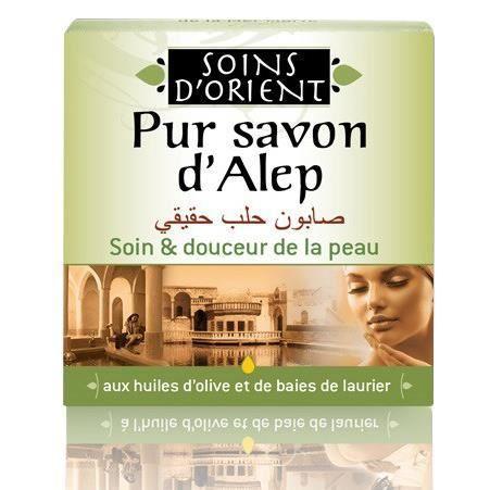 SOINS D'ORIENT Savon d'Alep - 100 g