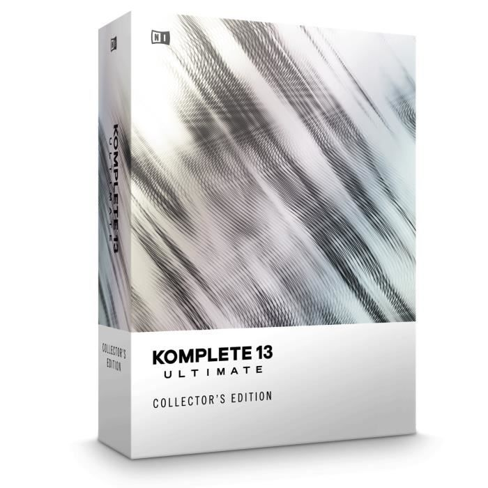 NATIVE INSTRUMENT 27510 - KOMPLETE 13 ULTIMATE COLLECTORS EDITION UPD