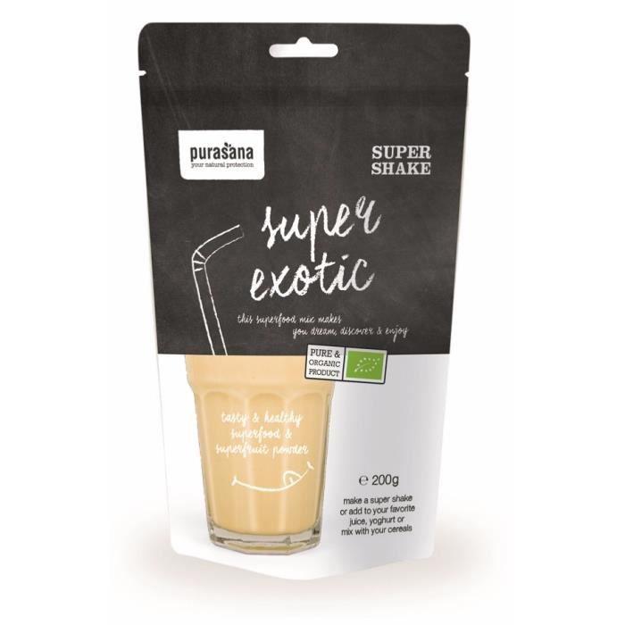 Tasty Shake Exotic Bio