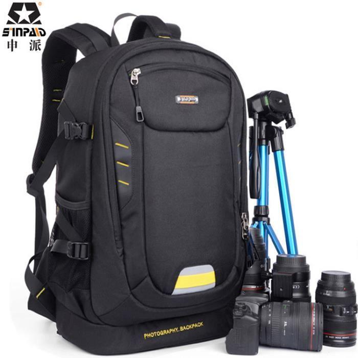 Simple épaule occasionnel photographie reflex sac à dos