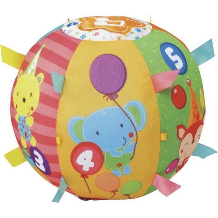 VTECH BABY - Magi Balle D'Éveil Des P'tits Copains - Balle d'Éveil Pour Bébé