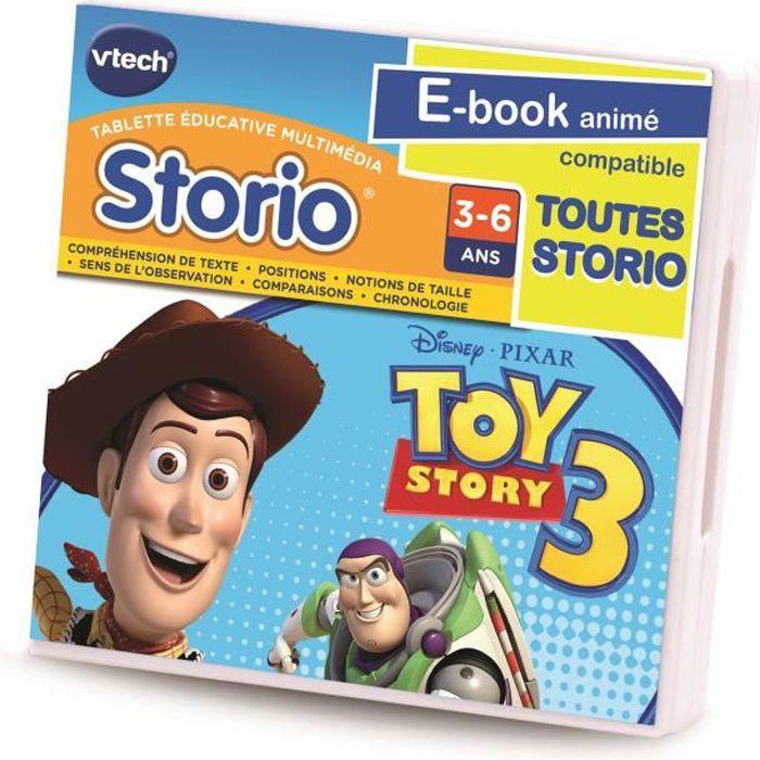 TOY STORY 3 Jeu Storio