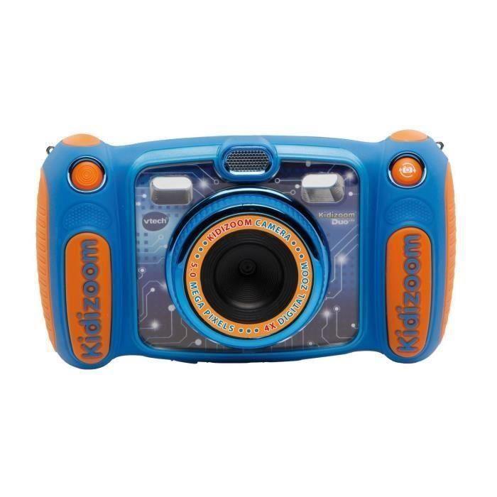 VTECH - Kidizoom Duo 5.0 Bleu - appareil photo enfant