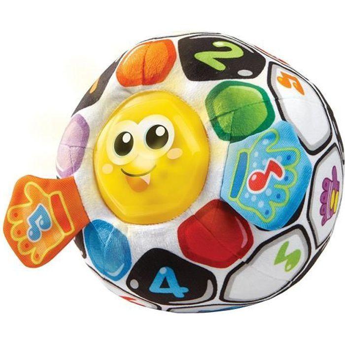 VTECH BABY - Zozo, Mon Ballon Rigolo - Balle d'Éveil Pour Bébé